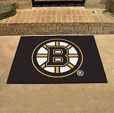 "Boston Bruins 34"" x 43"" All Star Area Rug Floor Mat"