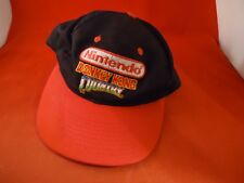 Donkey Kong Country 1 Super Nintendo SNES Promotional Hat Promo Black Cap