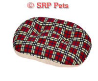 Gor Pets Argyll Oval Cushion, FAST & FREE UK DELIVERY