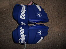 "Cooper Hockey Gloves Gant #Hg200U, Ml, Blue, Jr,11.5"""