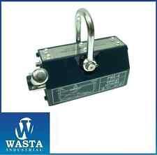 Magnete Magneti Permanenti Sollevatore Elevatore Argano Magnetico 600 Kg WASTA