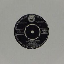 """LENA HORNE 'HONEYSUCKLE ROSE' UK 7"""" SINGLE"""