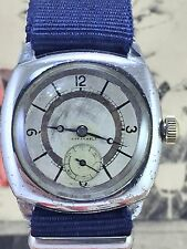 Rare Vintage  Rotary 1920s Military watch?  very clean Mvt.Original Condition