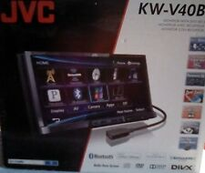 JVC KWV40BT Double DIN Multimedia Receiver