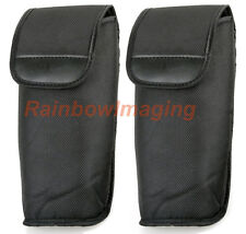 2 x Flash Holder Protective Pouch Cases Belt Loop for Canon 430EX 420EX