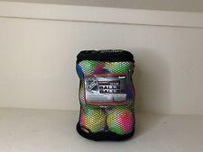 Franklin Nhl Multi Color High Density Street Hockey Ball Pack of 12 Balls *New*