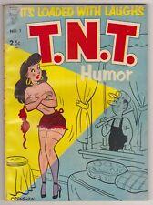 T.N.T. (1954, # 1)