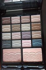 GA-DE Gallery Eyeshadow Palette 18pcs, Paraben free, New