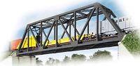 WALTHERS CORNERSTONE HO SCALE TRUSS BRIDGE SINGLE-TRACK KIT 933-3185
