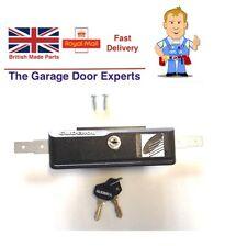 "NEW 5"" Gliderol Garage Roller Door Lock Handle  Keys - Glider Roll New Version"