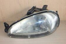 92-95 MAZDA MX3 MX-3 HEAD LIGHT LAMP HEADLIGHT ASSEMBLY GENUINE FACTORY OEM L
