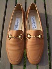 Mocassini VERA PELLE e CUOIO N°38 / Genuine leather loafers italian size N°38