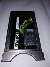 MaxCam Twin V2 (Smartcard + SIM Slot) Decrypt CI Modul