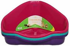 Harrisons Small Animal Corner Litter Tray 49cm - 745568
