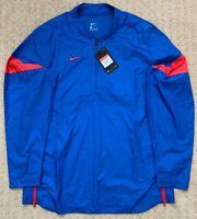NWT! Nike Mens Lockdown 1/2 Zip Pullover Windbreaker Golf Jacket Size Large