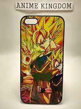 Usa Seller Apple iPhone 5C Anime Phone case Dbz Dragon Ball Z Goku & Gohan