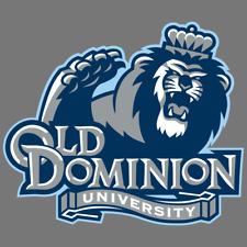 Old Dominion Monarchs NCAA Football Vinyl Sticker Car Truck Window Decal Laptop