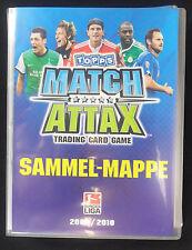 Sammelbilder-Topps Cards Match Attax Trading Card Game Fußball Bundesliga 2009