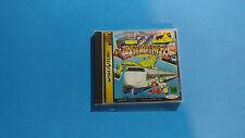 DX Nippon Tokkyu Ryoukou Game Sega Saturn Japan import w obi US SELLER