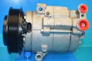 AC Compressor fits 2012 Chevrolet Sonic 1.4L (1 Year Warranty) Reman 68694