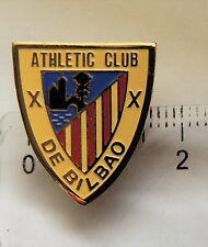 Athletic Club Bilbao crest badge pin anstecknadel