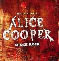 Alice Cooper Shock Rock: The Early Days  CD NEW best of greatest early album UK