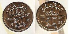 50 cent 1996 fr+vl * uit muntenset * FDC / UNC *