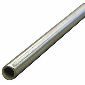 Stainless Steel V4A Pipe Ø 15x1 5mm 1.4571 Polished K240 VA Profile Round Tube Wand