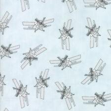Moda tessuto Mighty macchine Novità AEREO SKY High-per 1/4 METRI