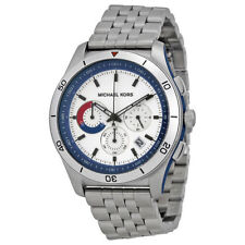 Michael Kors Men's Stainless Steel Band Sport Wristwatches
