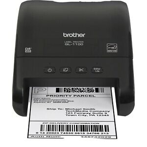 Brother, QL-1100 Wise Format, Professional Label Printer