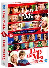 Listy do M / Listy do M 2 (DVD 2 disc) komedia POLSKI POLISH