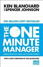 The One Minute Manager - Increase Productivity, Profits And Your Own Prosperit,