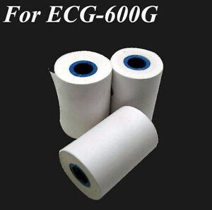 110mm*20meter,Recording Paper Thermal Printer paper for ECG EKG Machine ECG600G