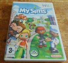 My Sims Wii Game For Ages 3+