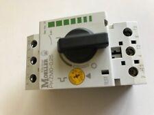 Moeller PKZMO-0,25 Transformatorschutzschalter Schraubanschluss NEU