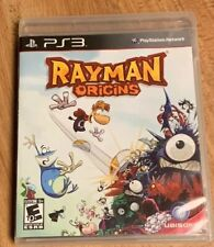 Rayman Origins Sony Playstation 3 PS3 Tested Complete W/Manual