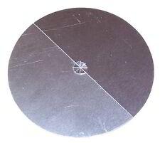 Hopi Ear Candle Protector Discs x 10, Silver, 12cm diameter - NO EAR CANDLES