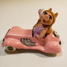 Vintage 1979 Corgi Miss Piggy Car Henson Associates. Good Condition.