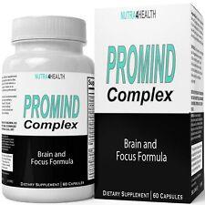 Pro Mind Complex Mind Tech Nootropic Original by Nutra4health Technologies Mi...