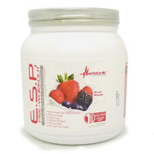 *CLEARANCE* ESP Pre Workout, Fruit Punch by Metabolic Nutrition - Energy& Focus