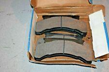ABEX SD224 - Abex Semi-Metallic Disc Brake Pad Set 7141D2245D