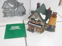 Department 56 Dickens Heritage Giggelswick Muttom & Ham Building  w/box  5822-0