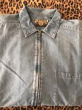 Joop Jean Zipper Shirt Xl