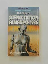 H J Alpers Science Fiction Almanach 1986 Moewig Verlag