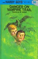 Danger on Vampire Trail (The Hardy Boys, No. 50) by Franklin W. Dixon
