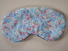 EYE SLEEP MASK *Pretty Meadow Flowers* Flights Holiday Blackout Party Blindfold