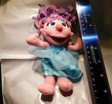 "8"" Cute Abby Cadabby Plush Sesame Street Fisher-Price 2006 K4678 Girl Doll"