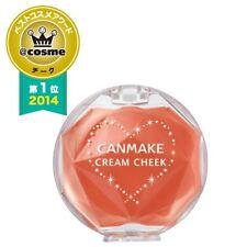 [CANMAKE] Cream Cheek Gel Type Blush 05 SWEET APRICOT Beauty Winner JAPAN NEW