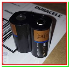 "DURACELL 223 Batteria Pila ""BULK"" CR-P2 EL223 CRP2P SCADE 2027 Foto Photo Flash"